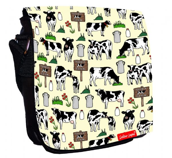 Selina-Jayne Cows  Cross Body Shoulder Bag Gift